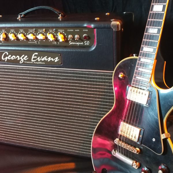 George Evans 50 watt- Les Paul Phil